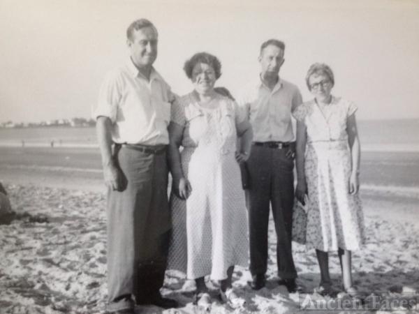 Pombrios at the Beach