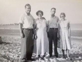 A photo of Beatrice Mayette Pombrio