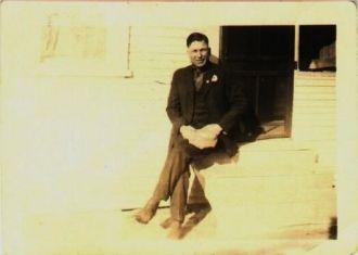 A photo of Millard Fillmore 'Phil' Stanfield