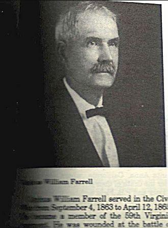 Cephus William Ferrell