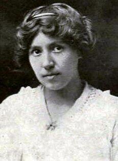 Helen Heberling 1915