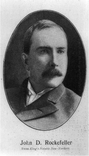 John Davison Rockefeller, 1839-1937