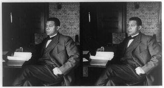 Booker Taliaferro Washington, 1859?-1915