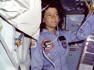 Sally Ride - 1st U.S. Female Astronaut dies