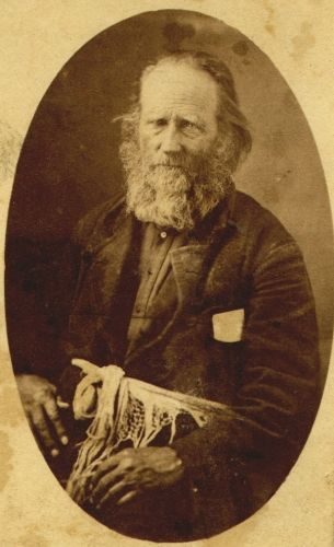 Levi Childress, 1875 Texas