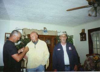 Verl Ortman, David Cummings, & Richard Marshall