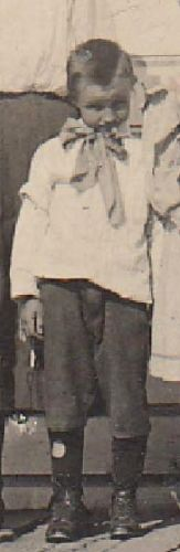 Mackey, Hargis or Montgomery Boy
