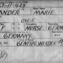 Marie R Thome (Sander), Immigrant