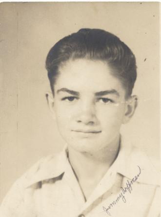 James Lafayette Coffman, 1944