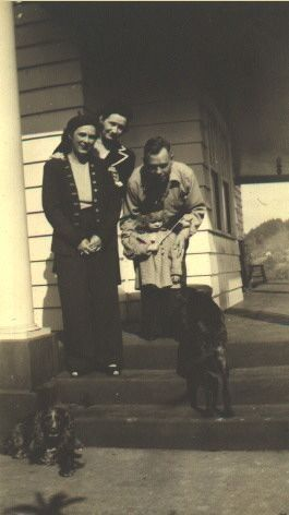 Lucases, Bennings, and the dogs