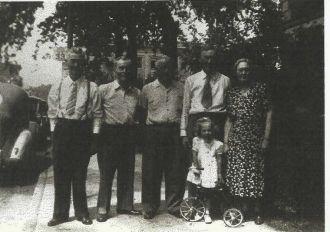 Five of Leroy Carl & Mgt Michael's Children