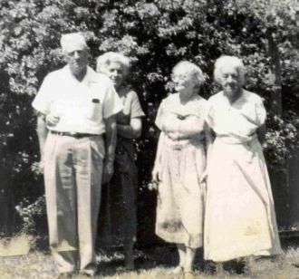 Crow and Stafford siblings