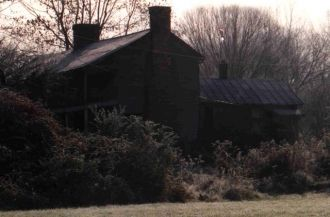 James L. Boggs cabin #3