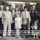Elwood Murphy Hawkins' Family