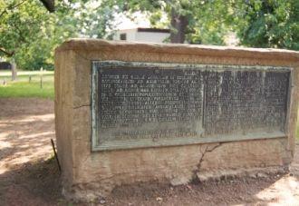 Anne Bradstreet Memorial