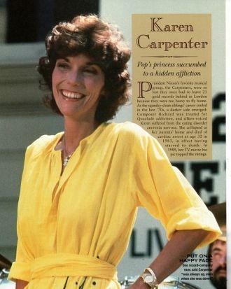 Karen Anne Carpenter