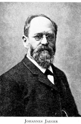 Johannes Wilhelm Jaeger