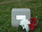 Christina Anne Bowser Gravesite
