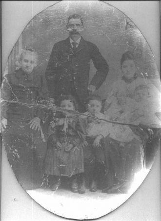 Ludger Joseph Fuselier & Family