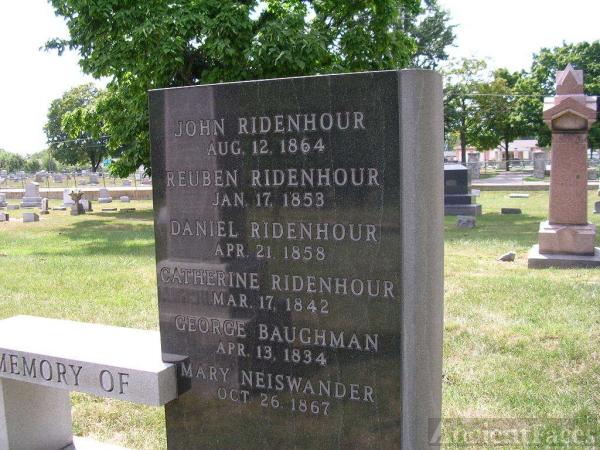 Ridenhour Memorial