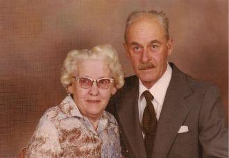 Clara & LeRoy Ekblad