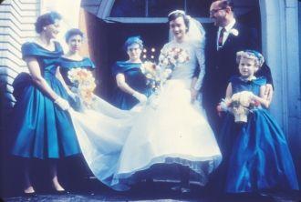Helen and Ray Zettler Wedding