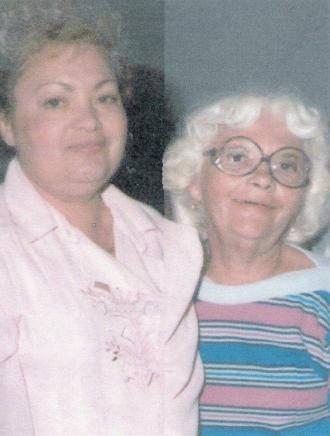 Evangelina and Magdalena Sesma