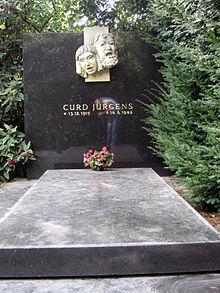 Curt Jurgens Gravesite