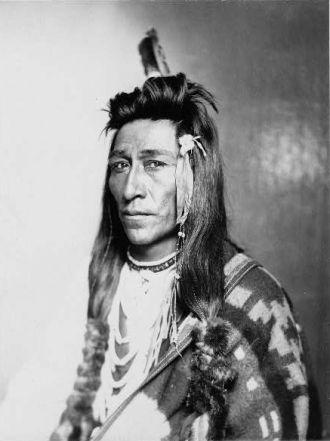 Shoshoni Native American