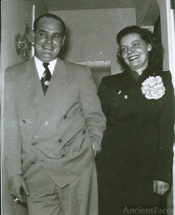 Walter and Clara (Hill) Christman