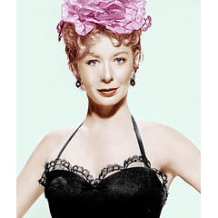 A photo of Gwen Verdon