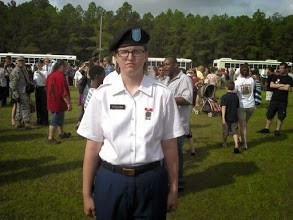 Abigayl; Basic Graduation at Fort Jackson, SC