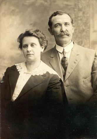Emma and Vinal LeFever