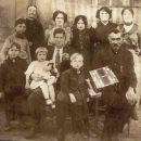 John & Mary (Rausch) Gunkel Family, OK or TX