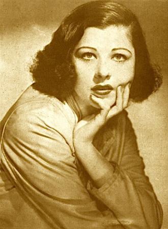 Libby Holman.