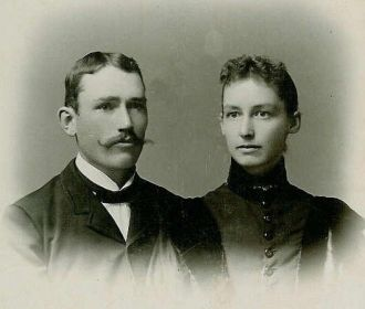 Mr and Mrs M. E. Schaal
