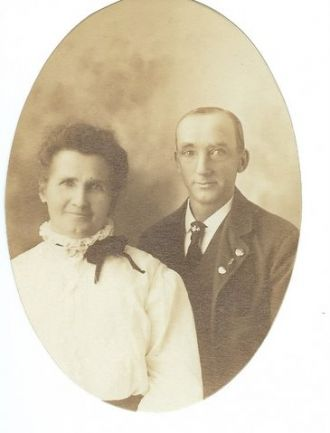 Great Grand Parents Frank & Tracy Churchill