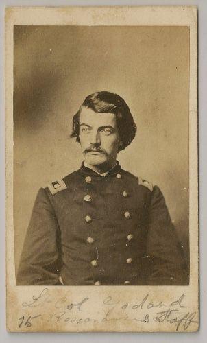Lt. Col. Calvin Goddard