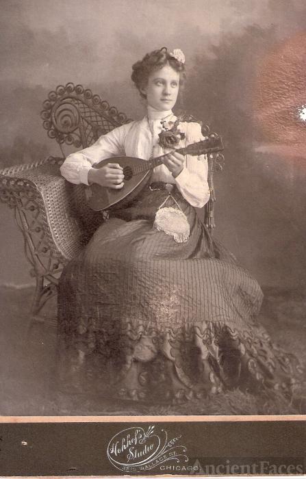 Frediericka Ruge 1880