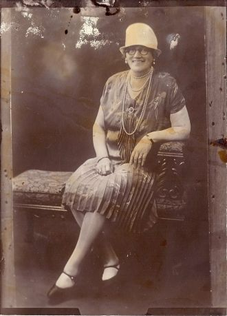 Great Grandmother Evelyn Miles Myrick