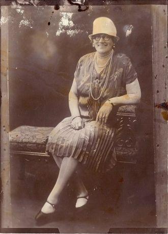 A photo of Evelyn Miles Myrick