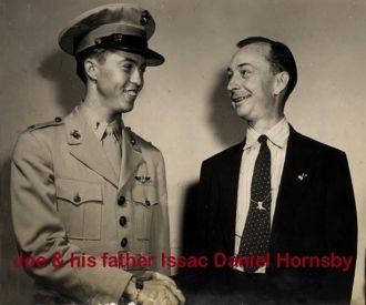 Joseph T. & Dan Hornsby, GA 1940's