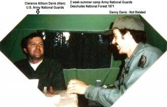 """Clarence Allison """"Alan"""" Davis"""