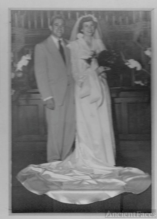 unknown couple, Iowa