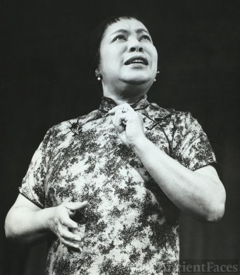 Juanita Hall in Flower Drum Song.