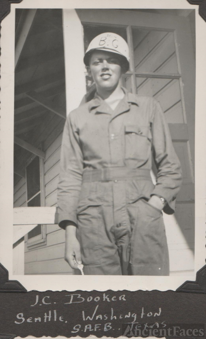 J. C. Booker