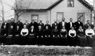 The Heinrich George Family