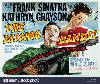 Laszlo Benedek, Kissing Bandit