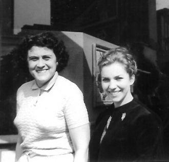 Grace Gabriele Karlsen and Grace Bortul