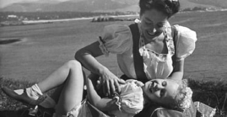 Christina and Joan Crawford